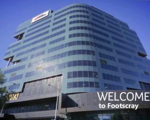 Footscray building
