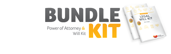 Download a Power of Attorney and Will Kit Bundle