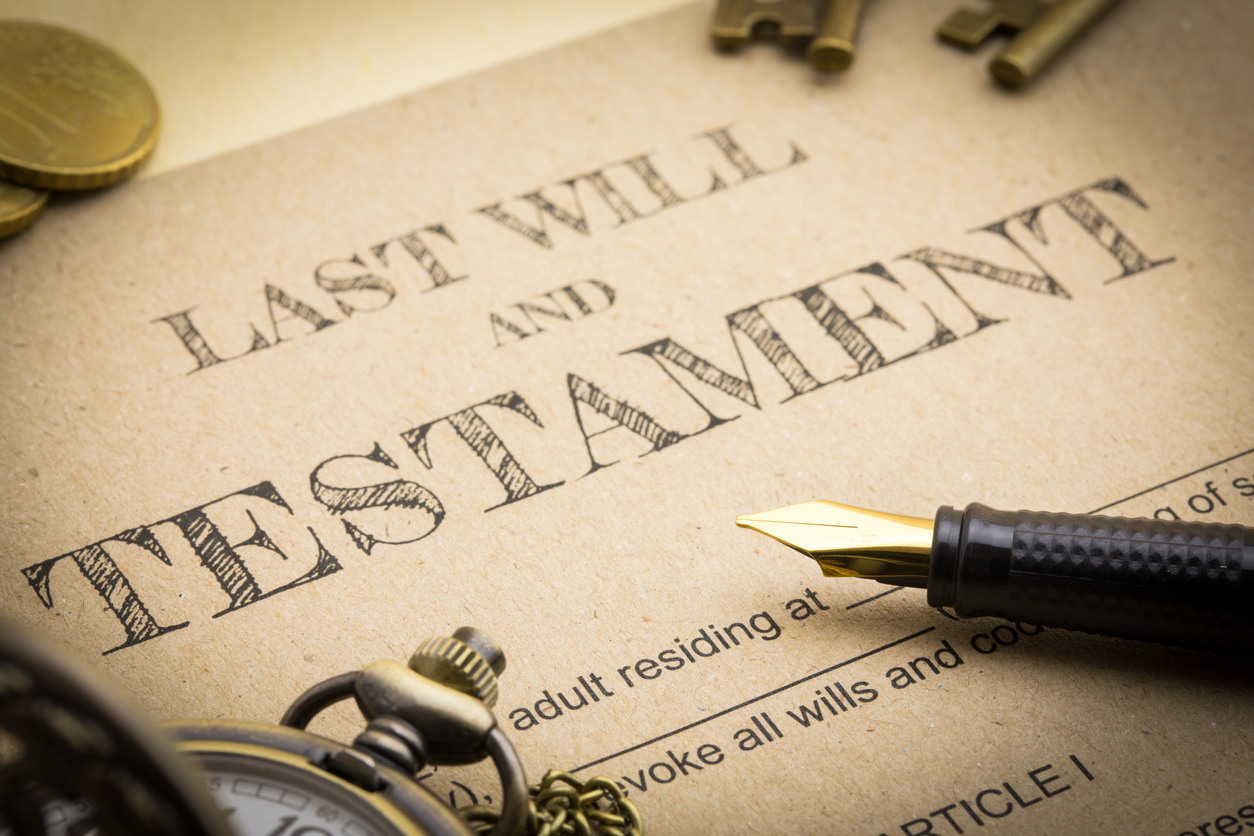 Choosing the right person or organisation to be an executor