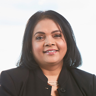 Sandhya (Sandy) Chakravarty – Chief Financial Officer, Company Secretary