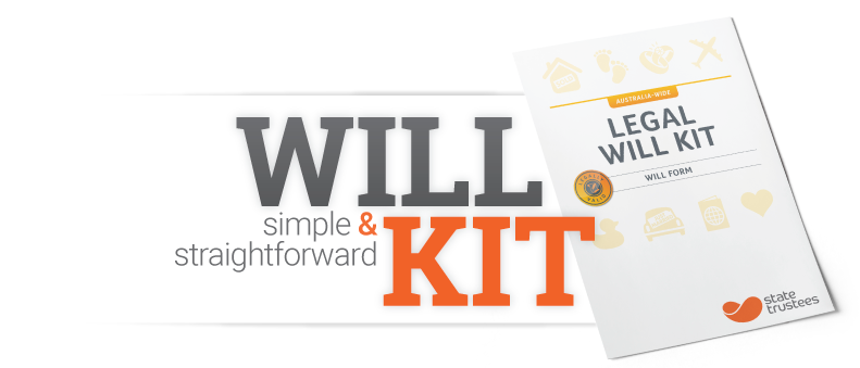Do it yourself with a Will Kit