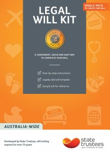 Will and Power of Attorney Kit - Current Versions - State